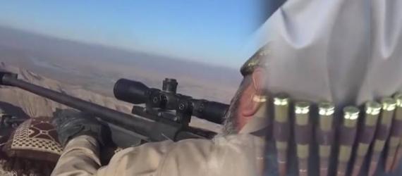 สุดยอดนักแม่นปืน! อดีตทหารผ่านศึกอิรัก ส่องปลิดชีพไอซิสแล้วกว่า 170