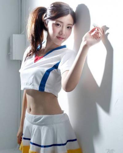 Chen Siying Zora พริตตี้จีนแสนสวย แถมน่ารักฝุดๆ