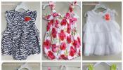 เสื้อผ้าเด็ก บอดี้สูทเสื้อคลุม Carter'sในราคาเบาๆ