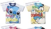 เสื้อเด็กลายการ์ตูนดิสนีย์  Disney Cartoon เสื้อเด็กหญิงน่ารัก เสื้อเด็กเก๋ๆ