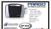เครื่อพิมพ์บัตร พลาสติก fargo ต้นทุนถูก DTC1000 10บ/ใบ  HDP5000 13บ/ใบ โดยตัวแทนจำหน่ายอย่างเป็นทางก