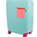 ผ้าคลุมกระเป๋าเดินทาง ผ้าคลุมกระเป๋ากล่อง ผ้าคลุมกระเป๋ากันเปื้อนพร้อมส่ง